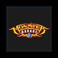 Monster Garage vector logo