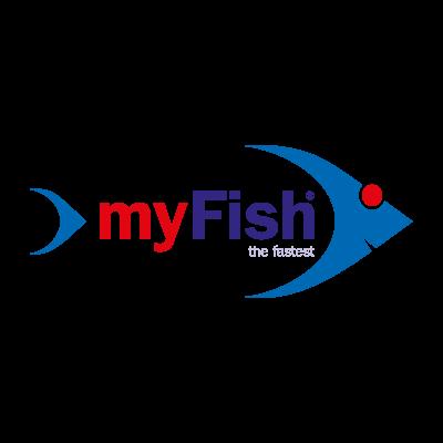 My fish vector logo
