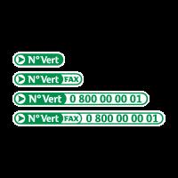 N Vert vector logo