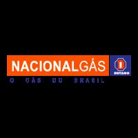 Nacional Gas Butano vector logo