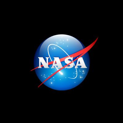 NASA 3D vector logo