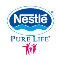 Nestle Pure Life vector logo