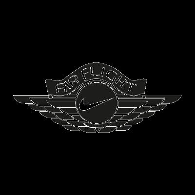 Nike Air Flight vector logo