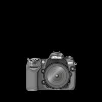 Nikon D200 vector logo