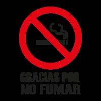 No Fumar vector logo