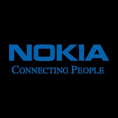 Nokia Connecting People Vector Logo