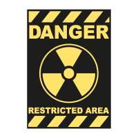 Nuclear Danger vector logo