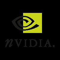 Nvidia Corporation vector logo