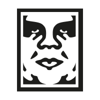 Obey the Giant (.EPS) vector logo