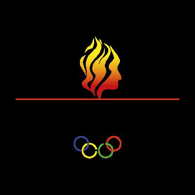 Olimpiadas de Excelencia no Atendimento vector logo