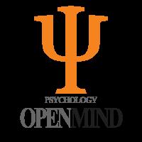 Online Psychology vector logo
