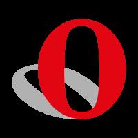 Opera Browser vector logo