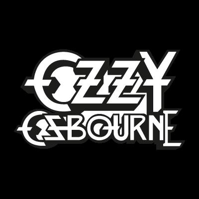 ozzy osbourne vector logo (.eps, .ai, .cdr, .pdf, .svg) free download