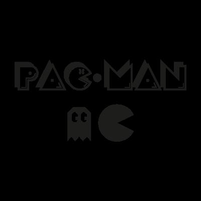 Pac-Man vector logo