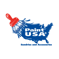 Paint USA vector logo