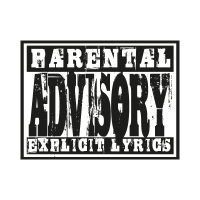 Parental Advisory lyrics vector logo