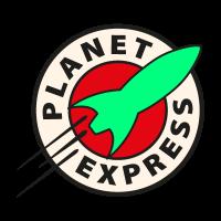Planet Express vector logo