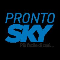 Pronto Sky vector logo
