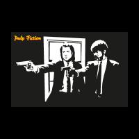 Pulp Fiction vector