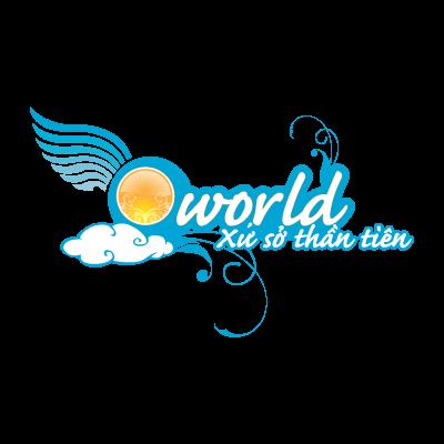 Q-world vector logo