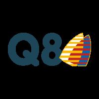 Q8 (.EPS) vector logo