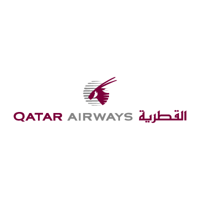 Qatar Airways (.EPS) vector logo