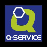 Q-Services vector logo