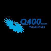 Q400 Dash 8 vector logo