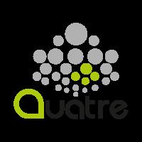 Quatre vector logo