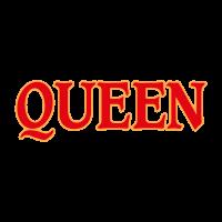 Queen (Red) vector logo