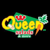 Queen Salads & More vector logo