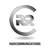 R&R Communications vector logo