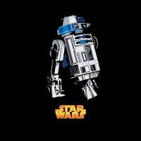 R2-D2 vector logo
