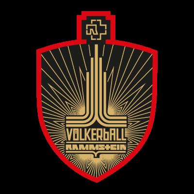 Rammstein Volkerball vector logo
