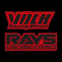 Rays Engineering vector logo