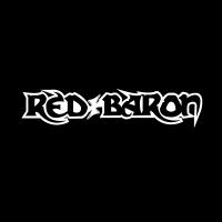 Red Baron Racing vector logo