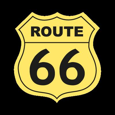 Route 66 (.EPS) vector logo