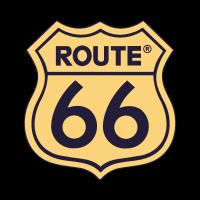 Route 66 vector logo