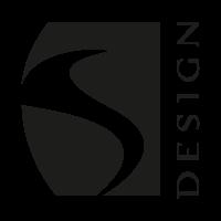 S Design vector logo