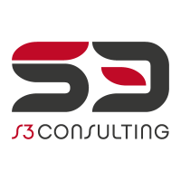 S3 Consulting vector logo