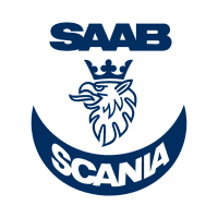 SAAB Scania (.EPS) vector logo
