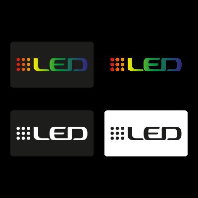 Samsung LED vector logo