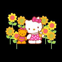 Sanrio - Hello Kitty vector logo