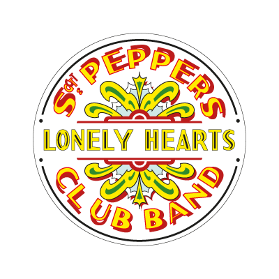 Sgt. Peppers Lonely Hearts Club Band vector logo