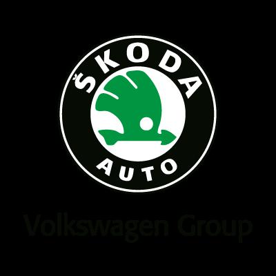 Skoda Auro vector logo