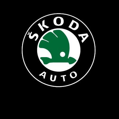 Skoda Auto (.EPS) vector logo