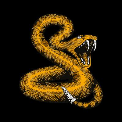 Snake vector logo