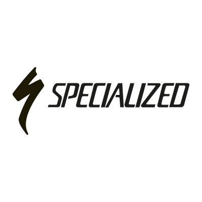 Specialized black vector logo