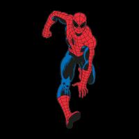 Spiderman (.EPS) vector logo