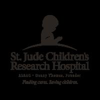 St. Jude Children's Research Hospital vector logo